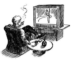 آثار وسائل الإعلام اثار اعلام ميديا تلفزيون