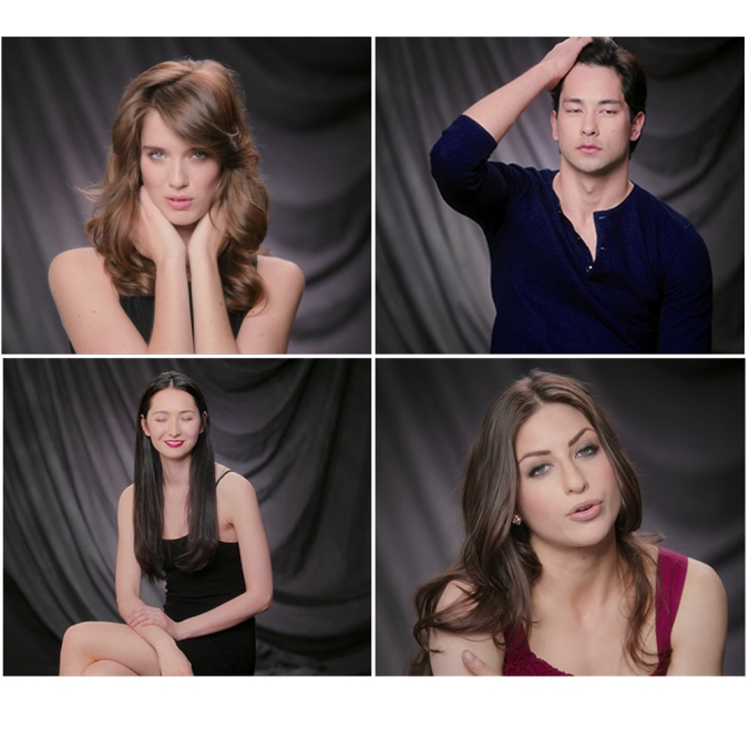 """Save the Children USA - The Most Important """"Sexy """" Model Video Ever"""