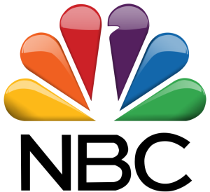 شعار  إن بي سي قناة NBC